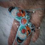 Удивительные мотыльки из бисера Натальи Кузоятовой