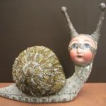 Скульптуры из бисера художницы Бетси Янгквист