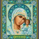 Бисерная вышивка икон от Ирмы Ким